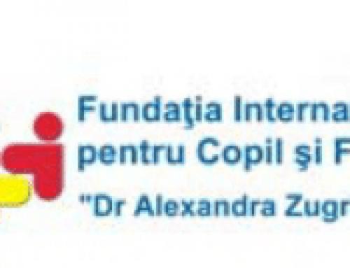 """Fundatia Internationala pentru Copil si Familie """"Dr. Alexandra Zugravescu"""""""